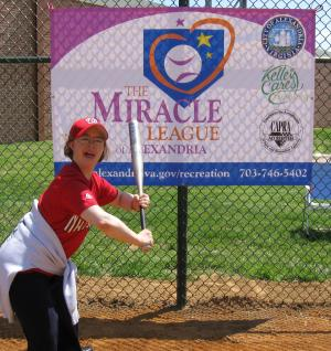 2011 MIRACLE BASEBALL LEAGUE OPENING DAY 007